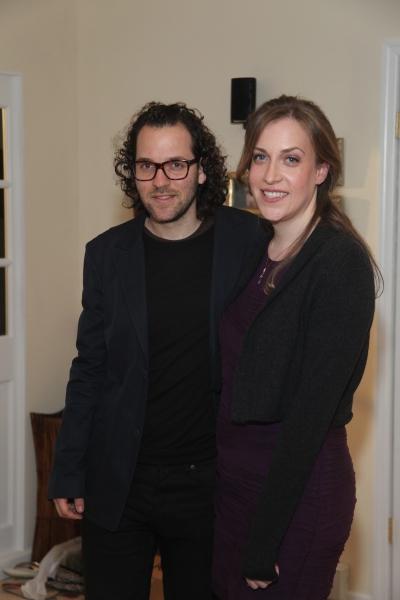 Sam Gold and Kim Rosenstock Photo