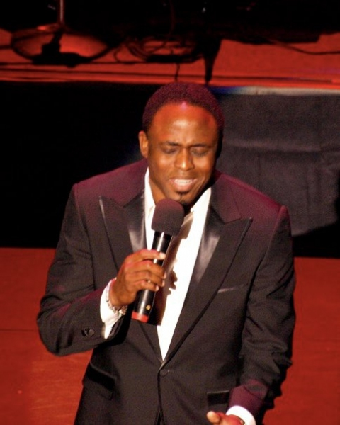 Wayne Brady at 'Broadway Tonight' Takes LA!