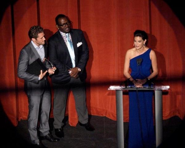 Matthew Morrison, Randy Jackson and Teri Hatcher at 'Broadway Tonight' Takes LA!