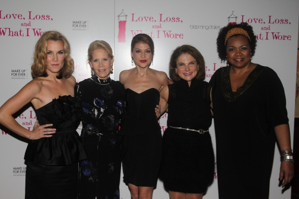 Photo Coverage: LOVE, LOSS Welcomes October Cast