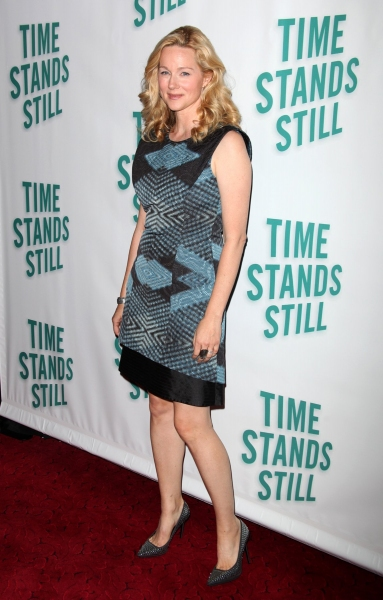Photo Coverage: TIME STANDS STILL Opening Night After Party