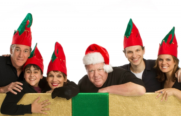 Photo Coverage: Meet the Cast of ELF!