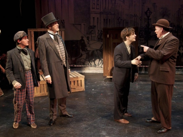 Photo Flash: SHINE! The Horatio Alger Musical At NYMF