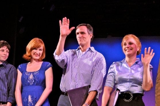 Photo Coverage: Musicals in Mufti-I Remember Mama