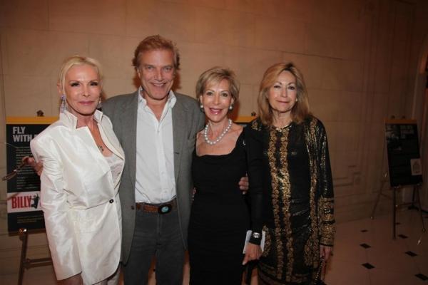 Michele Herbert, Peter Martins, Anka Palitz, Janice Becker