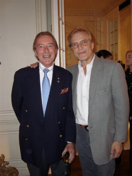 John Wegorzewski, Peter Martins Photo