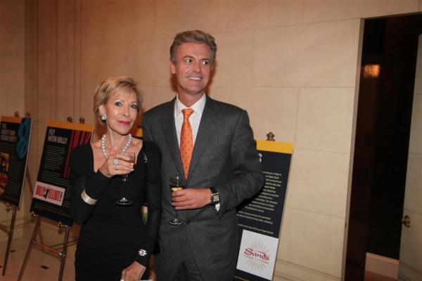 Photo Flash: Kickoff of Career Transition For Dancers' 25th Anniversary Silver Jubilee