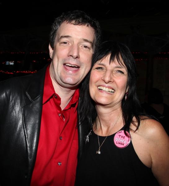 Frank Blocker & Linda Bertolino