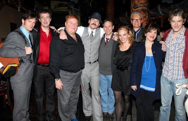 Graham Stuart Allen, Frank Blocker, David Bertolino, Malcolm Madera, Stephen Hope, Lo Photo