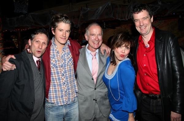 Stephen Hope, Zach Wegner, John-Charles Kelly, Rita Rehn & Frank Blocker Photo