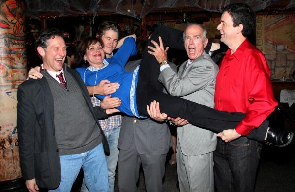 Stephen Hope, Rita Rehn, Zach Wegner, Graham Stuart Allen, John-Charles Kelly & Frank Photo