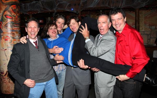 Stephen Hope & Rita Rehn & Zach Wegner & Graham Stuart Allen & John-Charles Kelly & F Photo