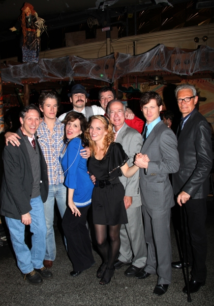 Photo Coverage: THE DEEP THROAT SEX SCANDAL Opening Night