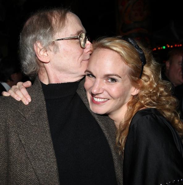 Jerry Douglas (Director) & Lori Gardner (Linda Lovelace)