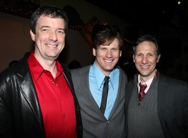 Frank Blocker, Graham Stuart Allen & Stephen Hope Photo