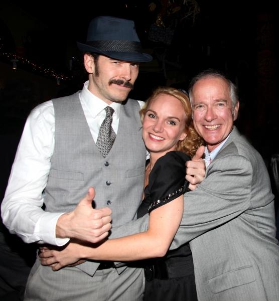 Malcolm Madera, Lori Gardner & John-Charles Kelly