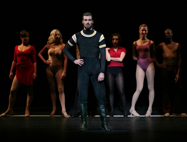 Photo Flash: A CHORUS LINE on Tour