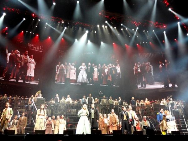 Photo Flash: Salonga, Boe et al. in the LES MIS Anniversary Concert