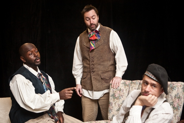 Photo Flash: Deep Dish Theater Presents IS HE DEAD?