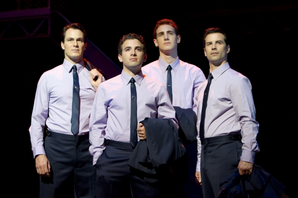 Photo Flash: New JERSEY BOYS on Broadway!