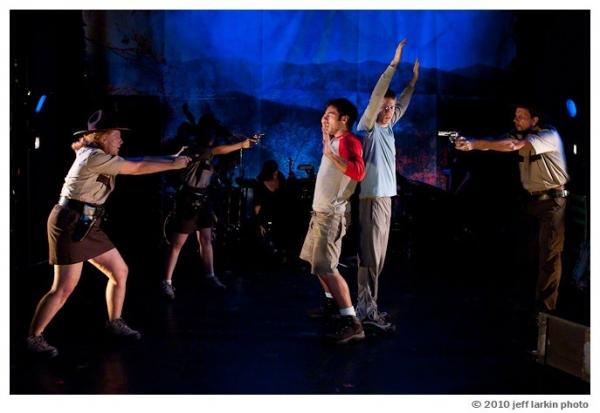 Photo Flash: NYMF Presents TRAILS