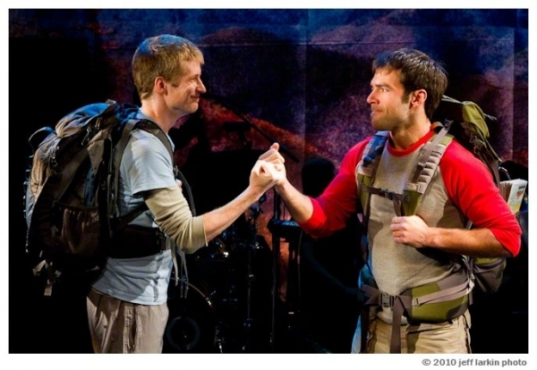 Photo Flash: NYMF Presents TRAILS