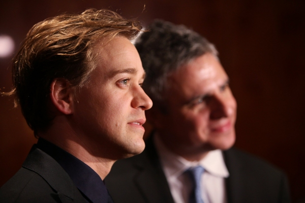 Photo Coverage: A LIFE IN THE THEATRE Opening Night After Party