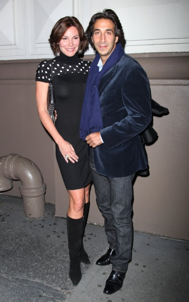 Countess LuAnn Delessups and Jacques Azoulay