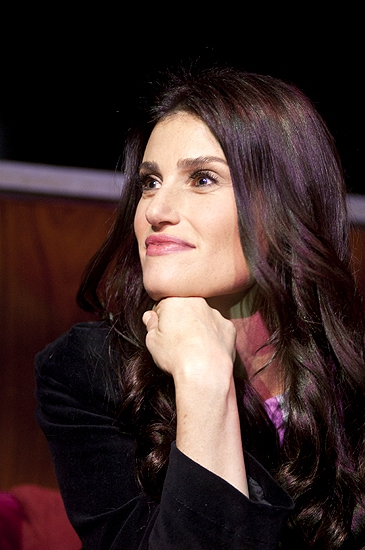 InDepth InterView: Idina Menzel Talks GLEE, WICKED, RENT, TV Special & More