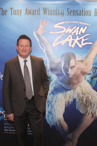3 at Matthew Bourne's SWAN LAKE Opens at NY City Center