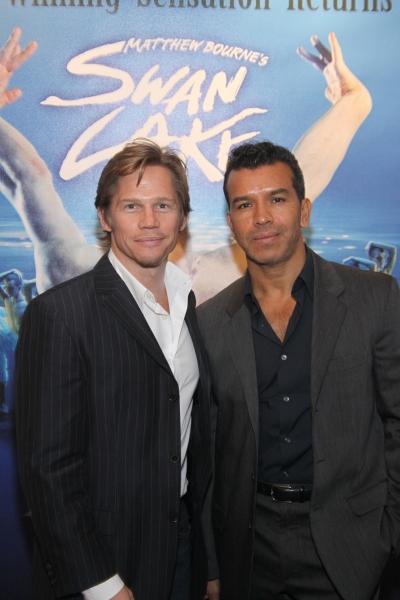 Jack Nosewaorthy and Sergio Trujillo
