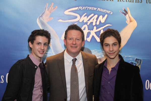 Photo Coverage: Matthew Bourne's SWAN LAKE Opens at NY City Center