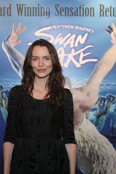 Rebecca Hall at Matthew Bourne's SWAN LAKE Opens at NY City Center