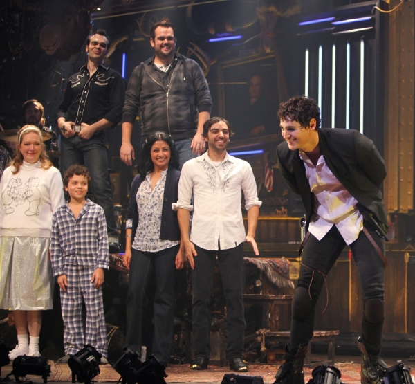 Photo Coverage: BLOODY BLOODY ANDREW JACKSON Curtain Call