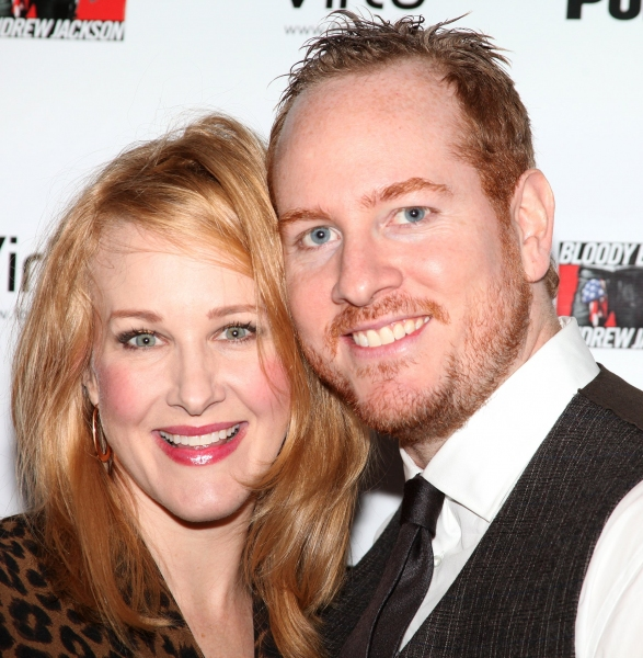 Photo Coverage: BLOODY BLOODY ANDREW JACKSON After Party