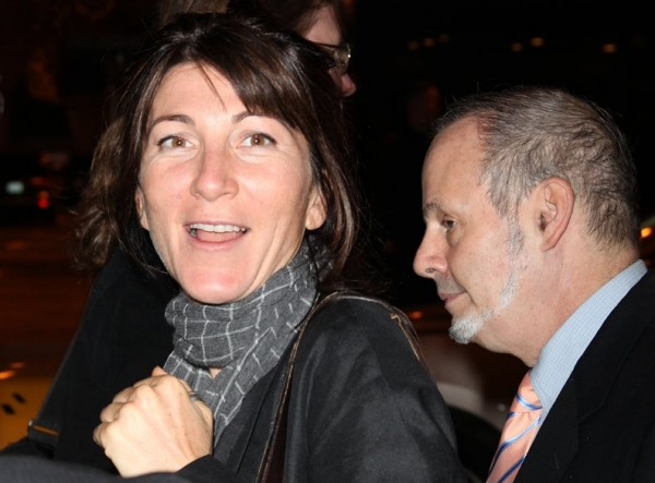 Eve Best at BLOODY BLOODY ANDREW JACKSON Red Carpet Arrivals