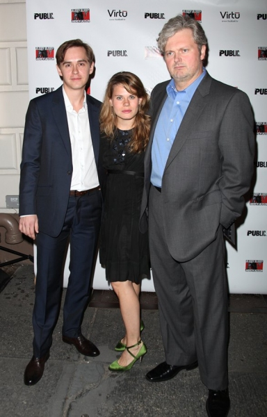 Photo Coverage: BLOODY BLOODY ANDREW JACKSON Red Carpet Arrivals