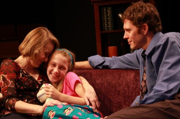Shannon Emerick, Caleigh Doran and Justin Doran Photo
