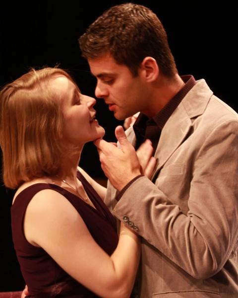 Shannon Emerick and Justin O'Brien