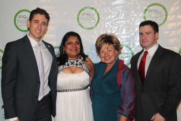 Photo Coverage: 2010 Sing for Hope Gala