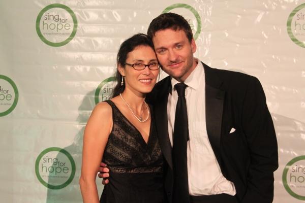 Nicole Allen and Glenn Seven Allen