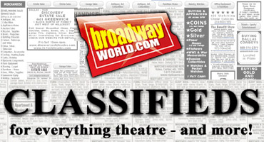 This Week's New Classifieds on BWW - 9/17/12