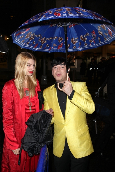 Ashley Shaw and Malan Breton