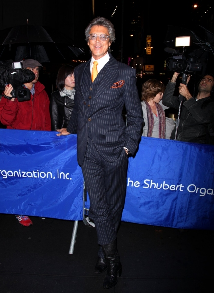 Photo Coverage: LA BETE Opening Night Arrivals