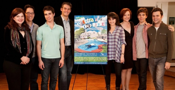 Photo Flash: Good Company Presents ELECTRA IN A ONE-PIECE