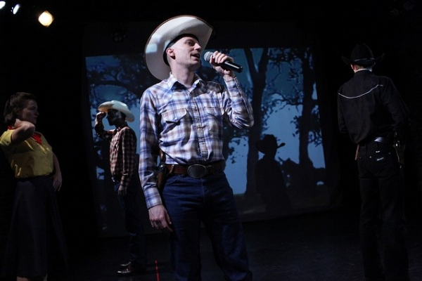 Photo Flash: The Brick Presents GIT ALONG LIL DOGGIES