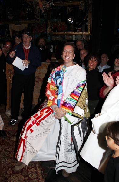 Photo Coverage: GYPSY ROBE Ceremony for BLOODY BLOODY ANDREW JACKSON