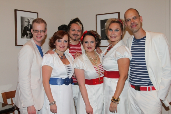 Ahti Paunu, Nina Tapio, Hannu Lepola, Soila Sariola, Virpi Moskari and Jussi Chydenius