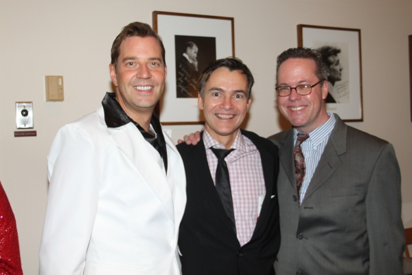 Steven Reineke, Bill Schermerhorn and Dan Dutcher