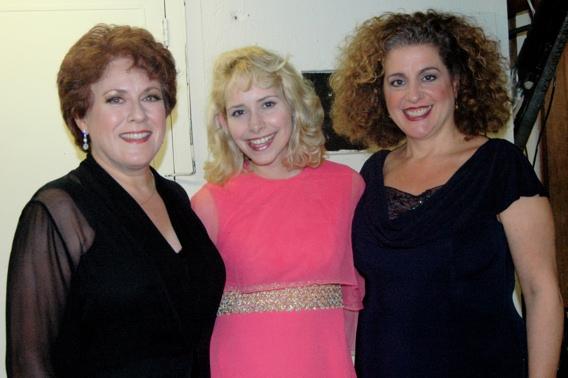 Judy Kaye, Nellie MacKay and Mary Testa Photo